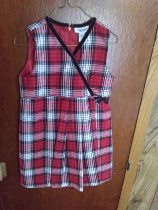 Oshkosh summer dress 6x