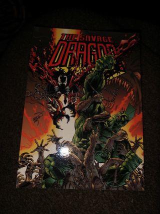 The Savage Dragon Card #38