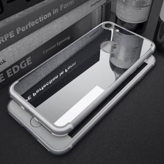 Luxury Ultra-Thin Soft Clear Bumper Mirror Case Cover For iPhone XS Max 8 7 Plus