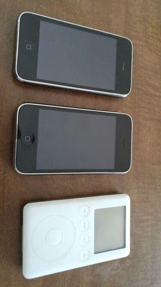 Used i phone and i pod apple