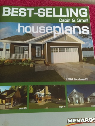 Free Best Selling Cabin Small House  Plans  Book  by