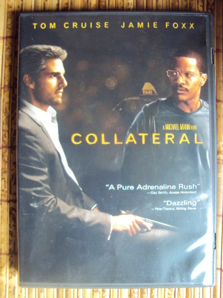 DVD ~ Collateral with Tom Cruise and Jamie Foxx in VG Condition, 2 DVD set!