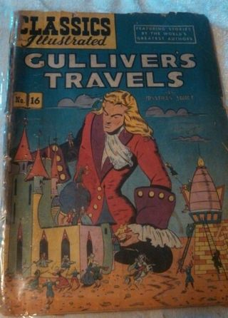 comparing gullivers travels to the animal farm One of the most interesting questions about gullivers travels is whether the gulliver's travels – gulliver in houynhnmland with an animal who had.