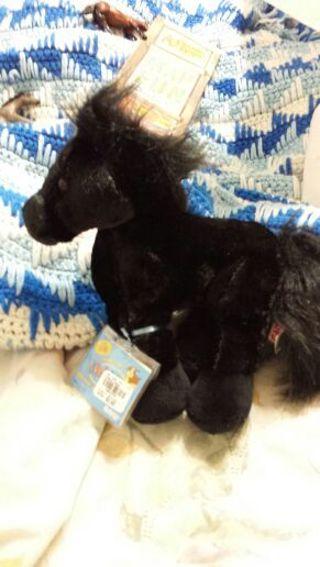 Free Webkinz Black Horse Code Only Dolls Stuffed Animals