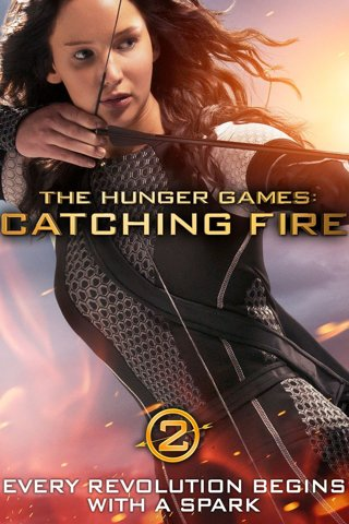 Hunger Games: Catching Fire Canadian iTunes Digital Code