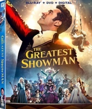 The greatest Showman HD digital code only