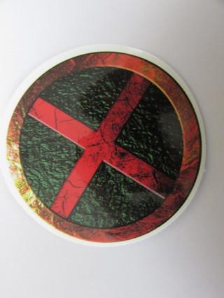 DEADPOOL Vinyl Sticker- Helmet/Car/Skateboard/Business/Crafts