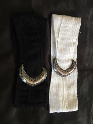 Ladies Two Belt Bundle
