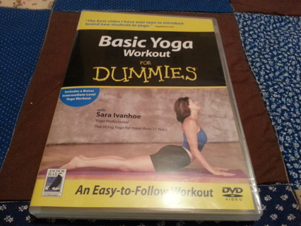 Yoga DVD-New
