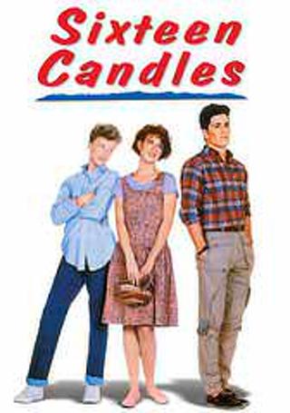 "Sixteen Candles ""HDX"" Digital Movie Code Only! UV Ultraviolet Vudu ~ MA"