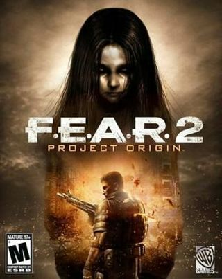F.E.A.R. 2: Project Origin. Full Game Code For Steam.