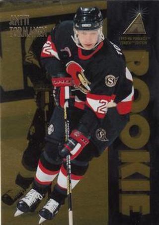1995-96 Zenith #135 Antti Tormanen, RC Ottawa Senators