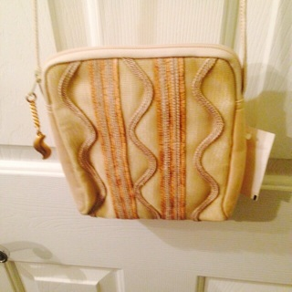 $135 Brand new with tags SHARIF PURSE