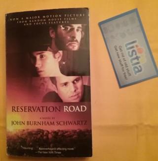 Reservation Road by John Burnham Schwartz