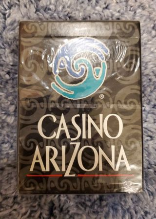 Playing Cards from Casino Arizona- BRAND NEW! UNOPENED DECK!