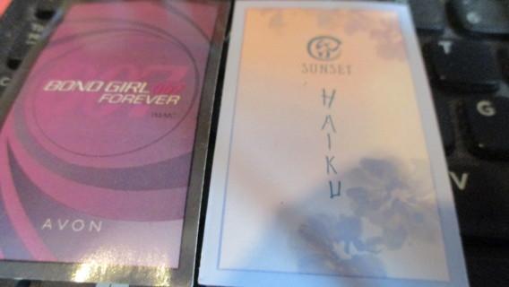 50 x avon joblot various perfume samples postage   ebay.
