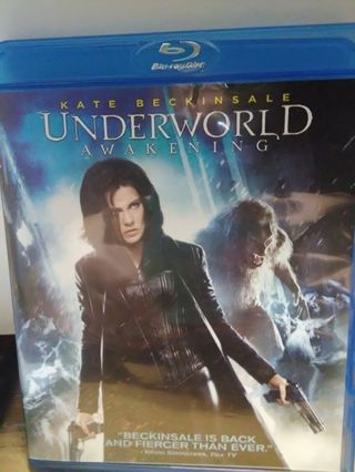 Underworld Awakening ~ Blu Ray + Digital Code