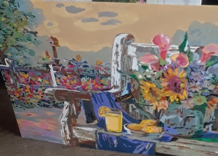 Lemon Ade In the Country 16x20