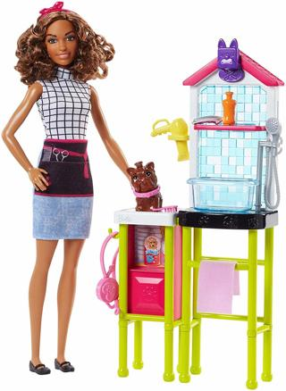 1 NEW Barbie Pet Groomer Doll Mattel Barbie Dolls Toys FREE SHIPPING