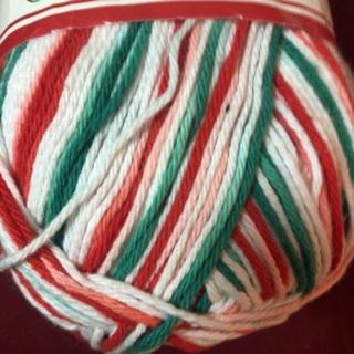 12 Oz 100%Multi Color 4 Ply Cotton Yarn.