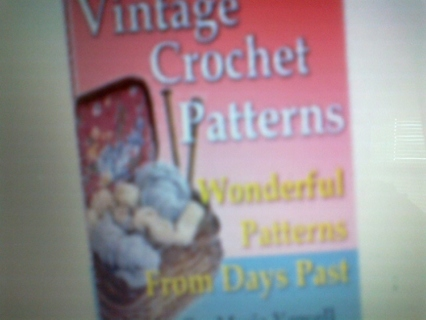 20 Vintage Crochet Patterns