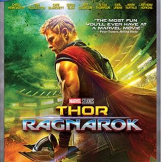 Thor Ragnarok digital HD for Google Play