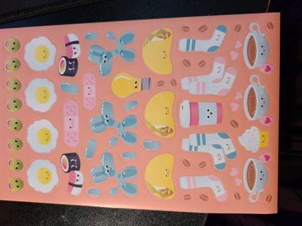 Kawaii Little Cuties Stickers # 3