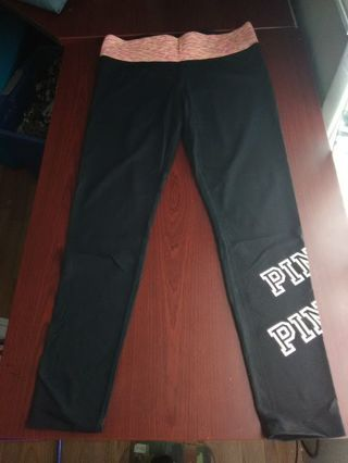 Women's Victoria's Secret PINK Yoga Leggings
