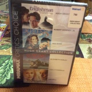 Four Movie Pack