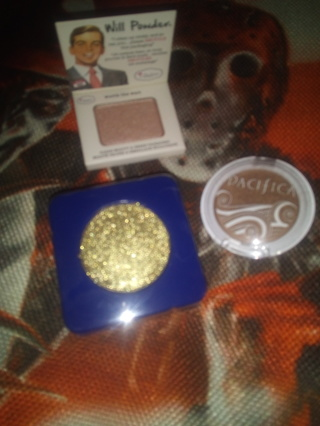 3PC Makeup Auction *featuring* Colour Spell ∆ The Balm Cosmetics ∆ Pacifica ∆ GIN FREEBIE