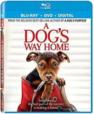 A Dog's Way Home Ultraviolet Digital HD Code NEW! NEVER USED! Sequel to A Dog's Purpose & Journey
