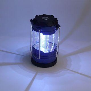 12LED Portable Bivouac Camping Hiking Tent Lantern Fishing Light Lamp FlashLight #2