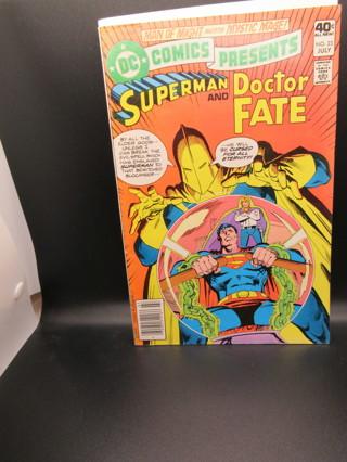 DC COMICS PRSENTS NO.23