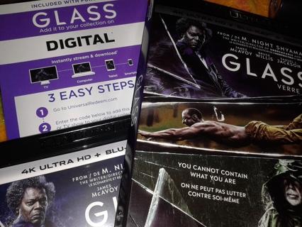 Glass Canadian Digital Redemption 4K Ultra HD