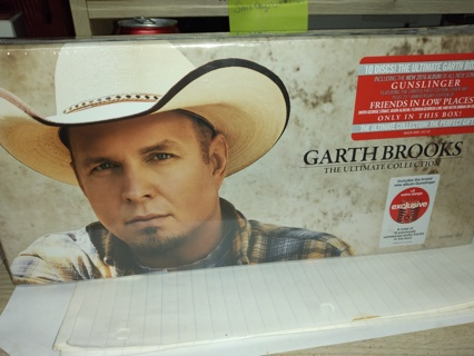 GARTH BROOKS ( The Ultimate  Collection))