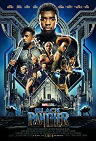 Marvels Black Panther HD Google Play digital code
