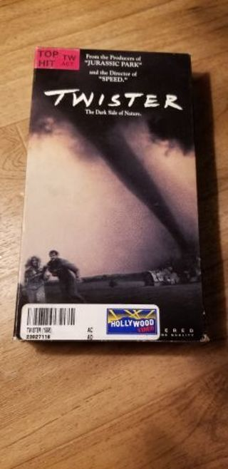 Twister VHS