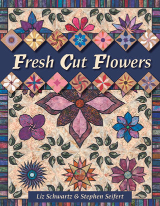 Free stained glass fresh cut flowers paper piecing quilt pattern free stained glass fresh cut flowers paper piecing quilt pattern book new mightylinksfo