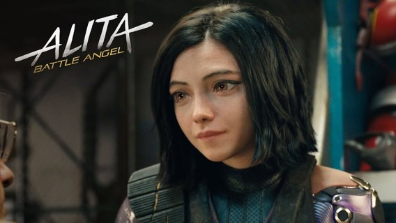 ALITA BATTLE ANGEL VUDU HD INSTAWATCH