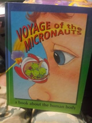 Voyage of the Micronauts
