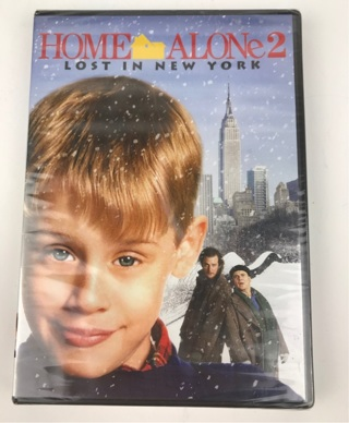 ✯Home Alone 2: Lost in New York (1992) DVD Brand New Sealed ~ FREE SHIPPING✯