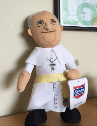 Pope Action Figure