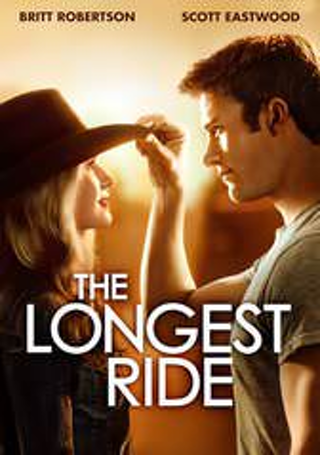 "The Longest Ride ""HD"" Digital Movie Code Only UV Ultraviolet Vudu MA"