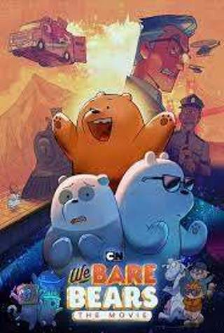 Brand New We Bare Bears: The Movie 2020