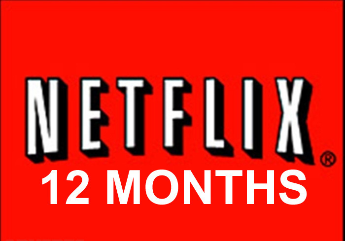 Free One Year Netflix Gift Card Gift Cards Listia Auctions