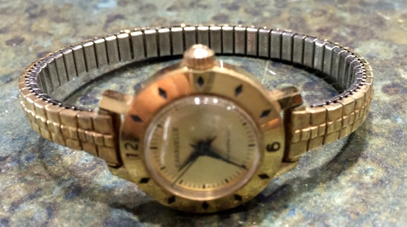 Caravelle Watch Ladies Quartz Bracelet