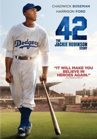 42 THE JACKIE ROBINSON STORY (HDX) (Movies Anywhere) iTunes, Vudu, Digital copy