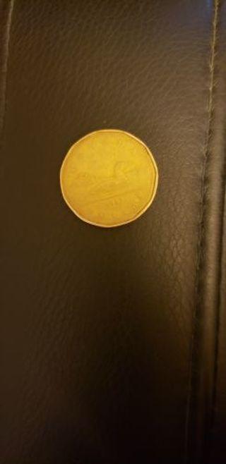 Canada $1 Dollar