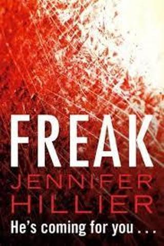 Freak (Creep, #2) by Jennifer Hillier (PB/VGC) #LMB10jr