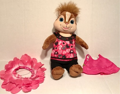 ❤️BABW Brittany Chipmunk of the Chipettes❤️